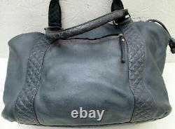 -AUTHENTIQUE grand sac à main KESSLORD cuir TBEG vintage BAG