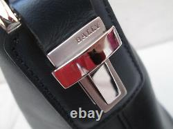 -AUTHENTIQUE sac à main BALLY cuir TBEG vintage bag