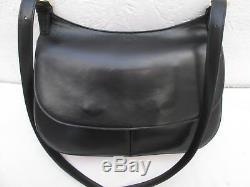 -AUTHENTIQUE sac à main CELINE Paris cuir TBEG vintage bag
