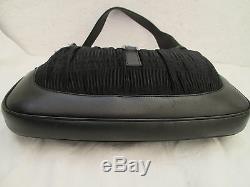 -AUTHENTIQUE sac à main GUCCI cuir TBEG vintage BAG