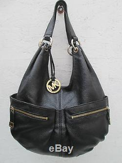 -AUTHENTIQUE sac à main MICHAEL KORS cuir TBEG bag à sasir