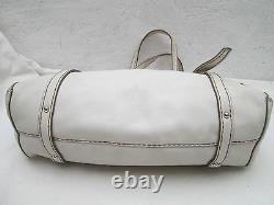 -AUTHENTIQUE sac à main TOD'S cuir TBEG vintage bag
