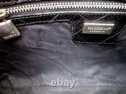 AUTHENTIQUE sac à main en cuir vintage FENDISSIME bag