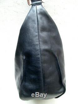 -AUTHENTIQUE sac à main type seau vintage FURLA cuir TBEG bag