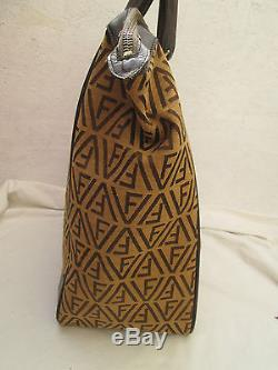 De Bag Sac Vintage Authentique Ferretti Voyage Cuir Tbeg kTPZOXiu