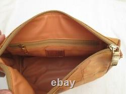 Alviero Martini 1' CLASSE sac à main vintage bag à saisir r13/7-20