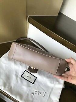 Authentic Marmont Gucci Sac À Main En Cuir Matelassé