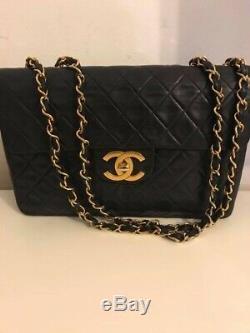 Authentique Sac Chanel Jumbo avec Dust Bag
