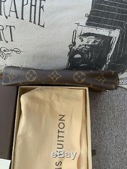 Authentique Sac Pochette Louis Vuitton monogram cuir