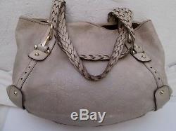 Authentique et très joli sac à main vintage GUCCI en cuir bag