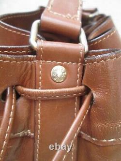 Authentique sac à main CELINE style seau en cuir vintage bag