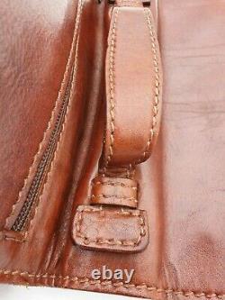 Authentique sac à main Cartable THE BRIDGE cuir bag