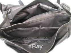 Authentique sac à main LONGCHAMP BALZANE en cuir bag à saisir