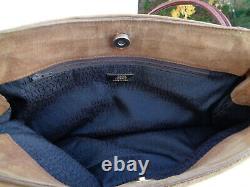 Authentique sac à main en cuir GIANNI VERSACE en TBEG & vintage Bag