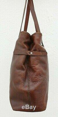 Authentique sac à main style cabas THE BRIDGE cuir A4 bag