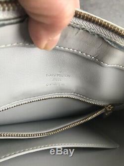 Authentique sac à mains LOUIS VUITTON Mod. Houston cuir verni monogramme TBE