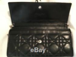Authentiques sac et portefeuille christian dior