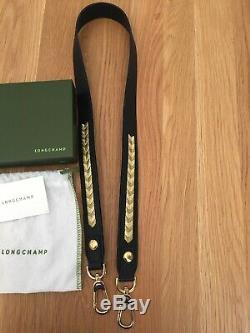 Bandouliere cuir pour sac Longchamp