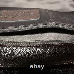 CHANEL 2008-2009 Quilted Caviar Reissue Brown Sac à main en cuir, 6 X 3 X 11