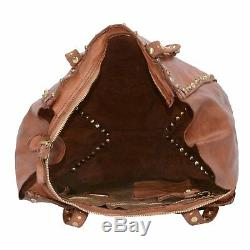 Campomaggi Cabas Shopper Sac à main Fourre-tout cuir 28 cm