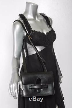 Celine 2015 Phoebe Philo Cuir Noir M Symétrique Sac à Main Épaule