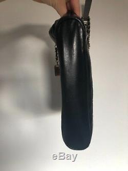 Chanel Cambon Sac Noir Matelassé