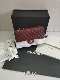 Chanel Jumbo Burgundy