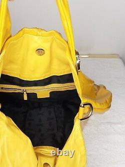 Gucci Sac A Main Hysteria Jaune Yellow Hysteria Handbag