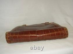 HERMÈS Sac à main Vintage Authentique / Collectionneur / Rare / Cuir