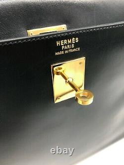 Hermes SAC À MAIN KELLY 35 EN CUIR