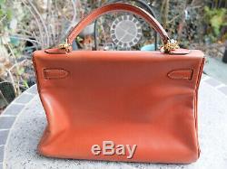 Hermès Vintage Sac à Main Kelly Bag 32. Collection 1992