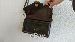 Hermès, sac à main, bag, modèle Londres, vintage