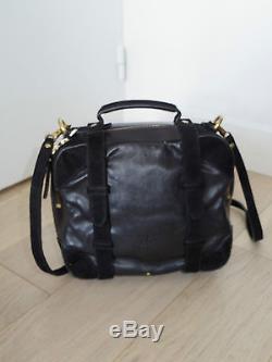 JEROME DREYFUSS sac modèle SAM noir cuir TBE