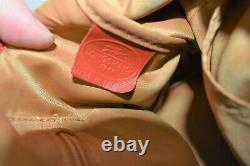 LONGCHAMP, Sac à main légende MM, en cuir terre battue, édition limitée