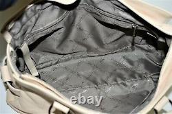 Longchamp, Sac à main Rodéo, en cuir grainé écru