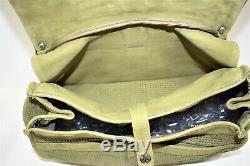 Longchamp, Sac à main et bandoulière BALZANE, en cuir vert
