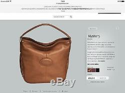 Sac Comme Neuf Camel Longchamps Mystery hQtsrdCx