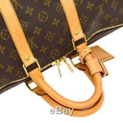 Louis Vuitton Fourre-Out 45 Voyage Sac à Main Monogramme M41428 FL0032 NR14135