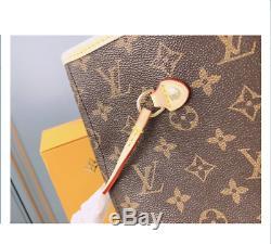 Louis Vuitton Neverfull MM Monogramme M40156 Fourre-Tout Sac à Main