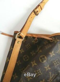 Louis Vuitton Noé Sac en bandoulière authentic 100%