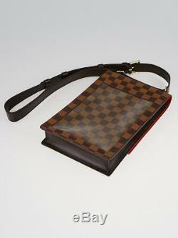 Louis Vuitton Portobello Damier pochette sac main bandoulière