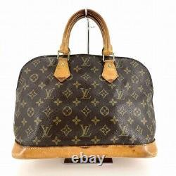 Louis Vuitton Sacs à Main Alma Monogramme M51130 De Japon DP44-334