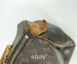 Louis Vuitton Vitesse 30 Sac à Main Monogramme De Japon DQ212-245