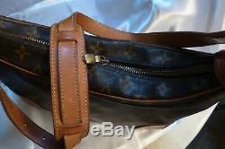 Louis Vuitton, sac à main, modèle Boulogne. Authentique vintage