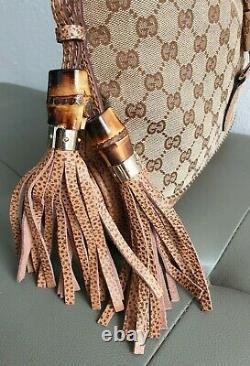 Magnifiique sac à main GUCCI Jackie (réf219725-0168)