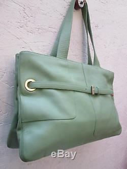 Magnifique et authentique sac à main FURLA cuir TBEG vintage bag