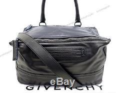 Neuf Sac A Main Givenchy Pandora MM Edition Limitee Cuir Bandouliere Bag 1450