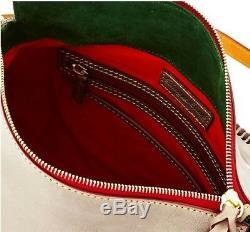 Neuf! Superbe sac à mains cuir couleur naturelle Dooney & Bourke
