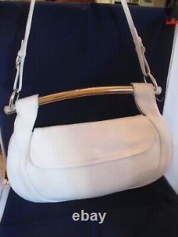 PRADA authentique et magnifique sac à main en cuir bag