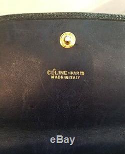 Pochette Céline Vintage! Pochette De Soirée Céline / Mini Prix! Céline Bag